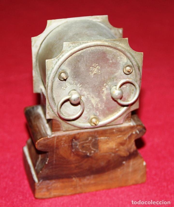 Relojes de carga manual: ANTIGUO RELOJ DE SOBREMESA JAPY FRERES - Foto 3 - 226779630