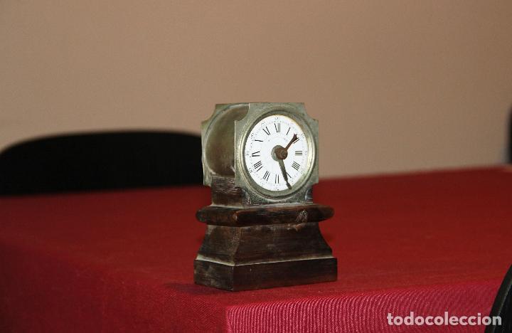 Relojes de carga manual: ANTIGUO RELOJ DE SOBREMESA JAPY FRERES - Foto 4 - 226779630