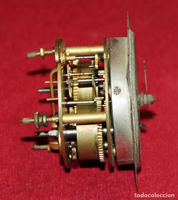 Relojes de carga manual: ANTIGUO RELOJ DE SOBREMESA JAPY FRERES - Foto 7 - 226779630