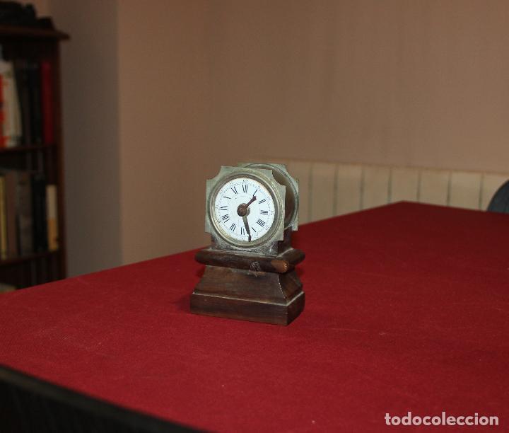 Relojes de carga manual: ANTIGUO RELOJ DE SOBREMESA JAPY FRERES - Foto 9 - 226779630