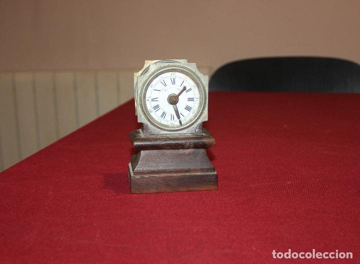 ANTIGUO RELOJ DE SOBREMESA JAPY FRERES (Relojes - Sobremesa Carga Manual)