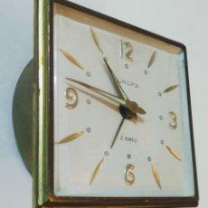 Relojes de carga manual: ANTIGUO RELOJ ALEMÁN DE SOBREMESA EUROPA. Lote 227922875