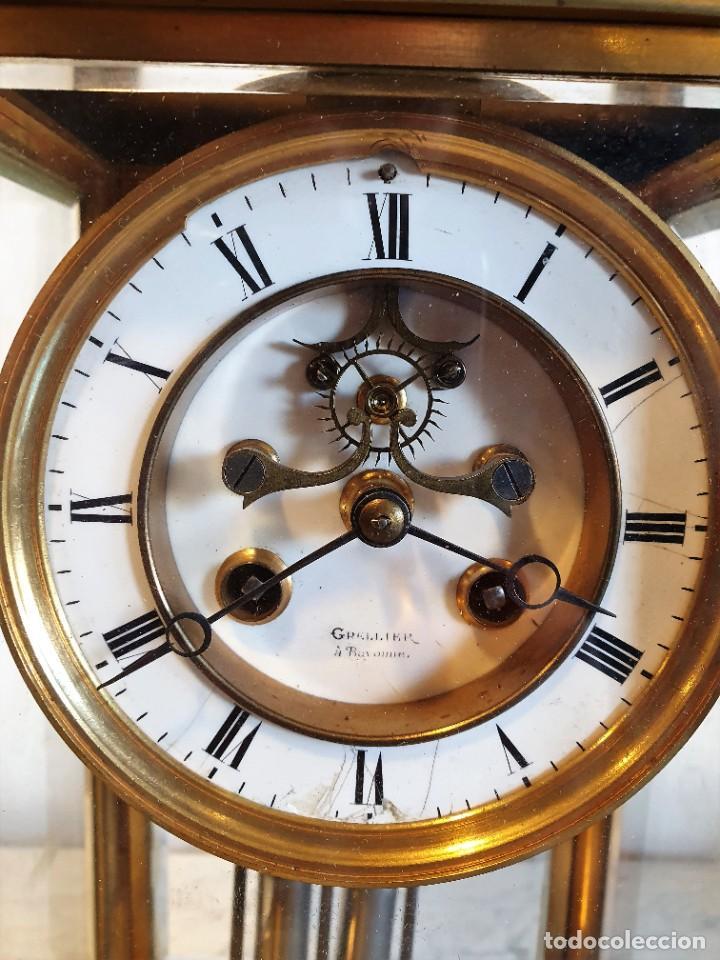 Relojes de carga manual: RELOJ VITRINA DE SOBREMESA - Foto 4 - 228526235