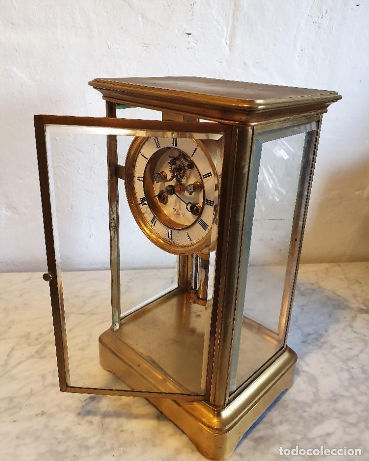 Relojes de carga manual: RELOJ VITRINA DE SOBREMESA - Foto 7 - 228526235