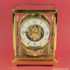 Relojes de carga manual: RELOJ ATMOS - JAEGER LE COULTRE, EN PERFECTO ESTADO, REVISADO POR UN RELOJERO.. Lote 230344635