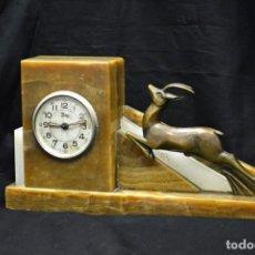 Relojes de carga manual: RELOJ ART DECO. Lote 224787186