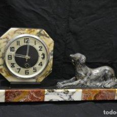 Relojes de carga manual: RELOJ ART DECO. Lote 228356140