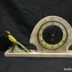 Relojes de carga manual: RELOJ ART DECO. Lote 224805345