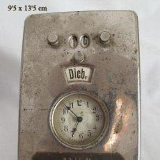 Relojes de carga manual: RELOJ CALENDARIO ANTIGUO DE DESPACHO BODEGAS PINO JEREZ. Lote 231872605