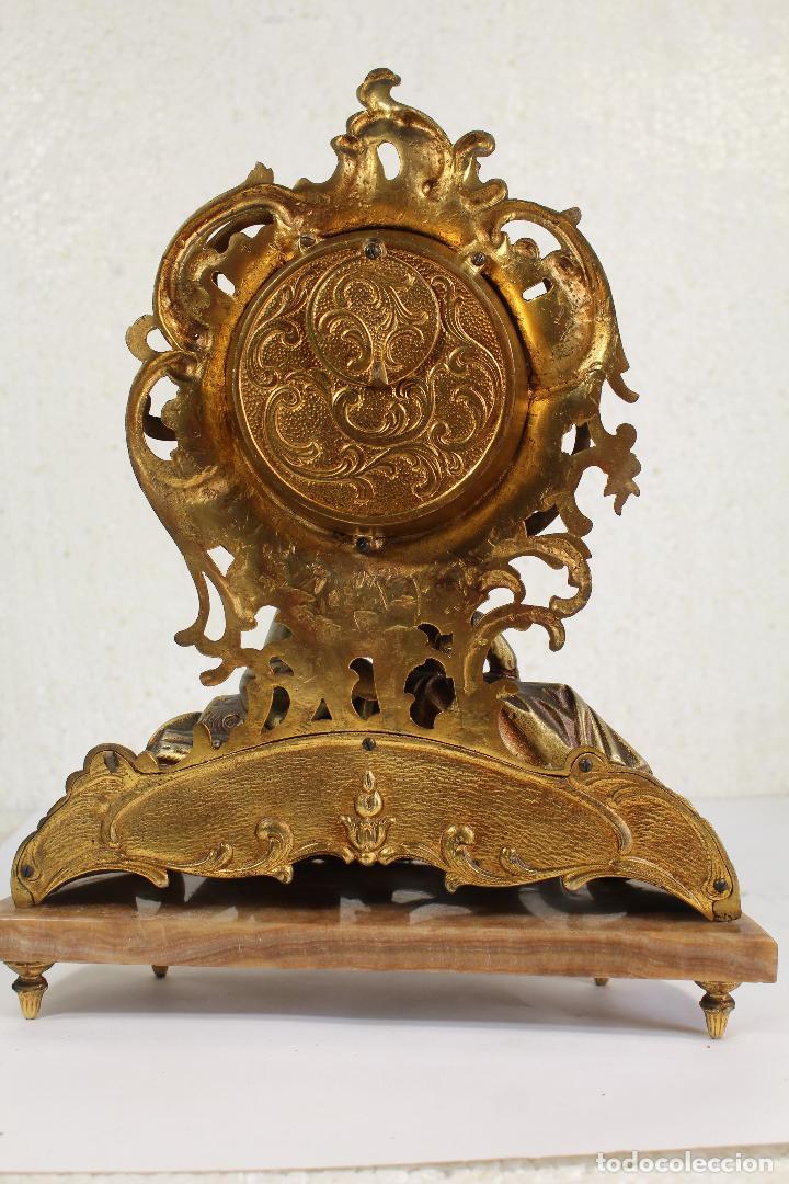 Relojes de carga manual: Reloj de aleación de bronce pareja romantica - Foto 2 - 268863779