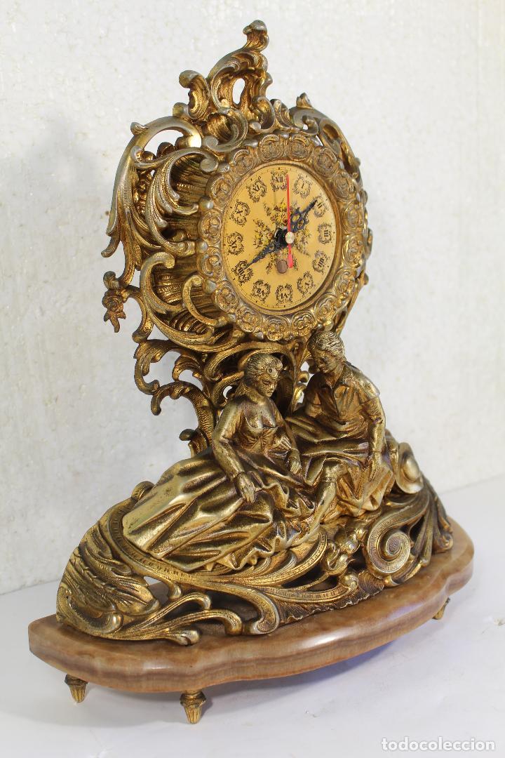 Relojes de carga manual: Reloj de aleación de bronce pareja romantica - Foto 5 - 268863779