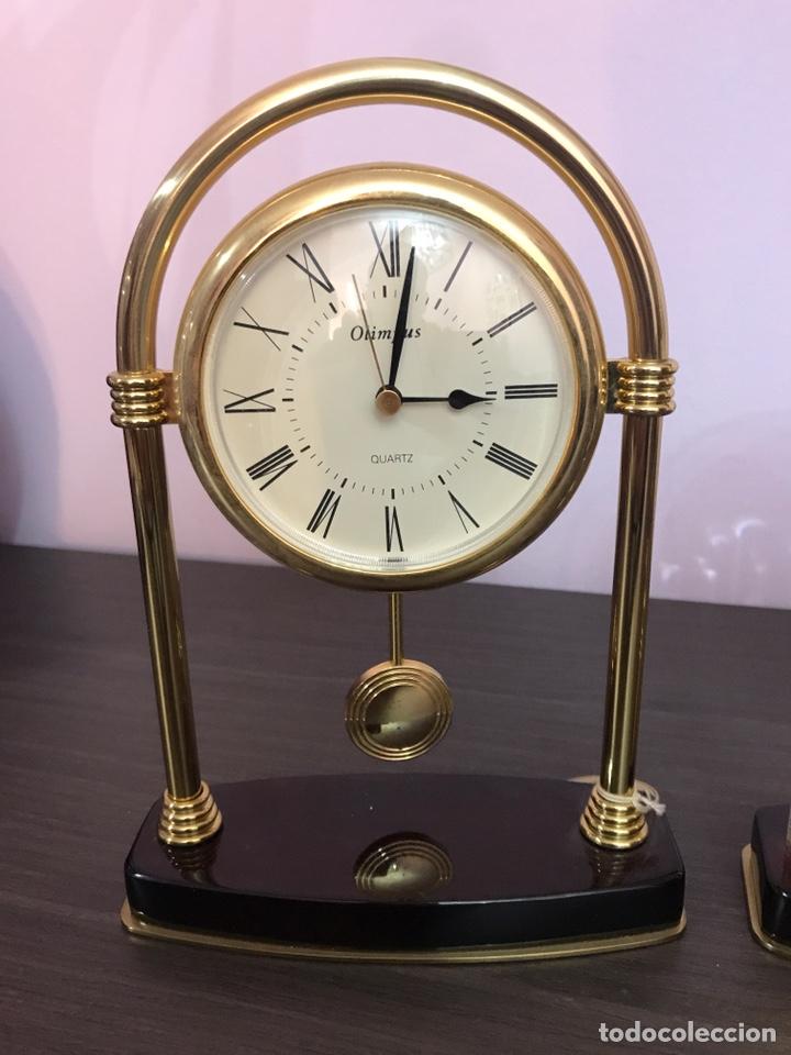 Relojes de carga manual: Relojes de sobremesa marca Olimpus - Foto 2 - 234921225