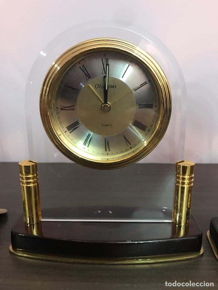 Relojes de carga manual: Relojes de sobremesa marca Olimpus - Foto 3 - 234921225