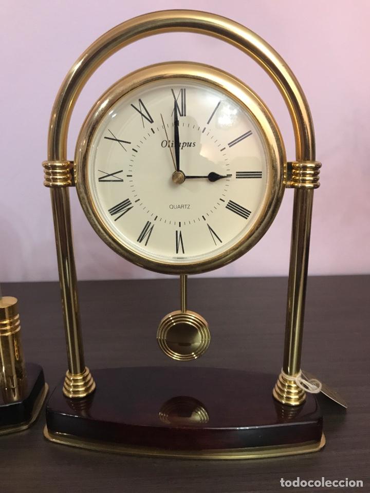 Relojes de carga manual: Relojes de sobremesa marca Olimpus - Foto 4 - 234921225
