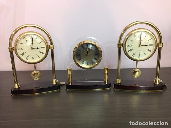 RELOJES DE SOBREMESA MARCA OLIMPUS (Relojes - Sobremesa Carga Manual)