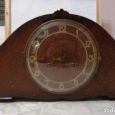 Relojes de carga manual: RELOJ DE SOBREMESA JUBA (MADE IN GERMANY).. Lote 235190495