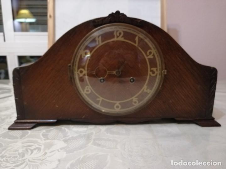 Relojes de carga manual: RELOJ DE SOBREMESA JUBA (MADE IN GERMANY). - Foto 2 - 235190495