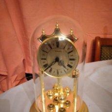 Relojes de carga manual: RELOJ SOBREMESA MARCA WELLINGTON (TIPO KUNDO) QUARTZ GERMANY. FUNCIONA A PILAS. Lote 235576550