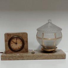 Relojes de carga manual: RELOJ ART DECO. Lote 236339840