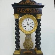 Relojes de carga manual: RELOJ PARÍS SOBREMESA ANTIGUO RESTAURADO. Lote 237529035