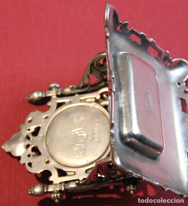 Relojes de carga manual: ANTIGUO SOPORTE EXPOSITOR PARA RELOJ DE BOLSILLO - RELOJERA - ACHILLE GAMBA - Foto 9 - 237566540