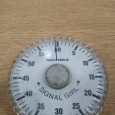 Relojes de carga manual: RELOJ TEMPORZADOR WEHRLE - SIGNAL GIRLS. MADE IN GERMANY. FUNCIONANDO.. Lote 238244130