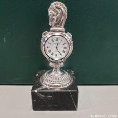 Relojes de carga manual: RELOJ PLATA PEDRO DURAN. Lote 239430495