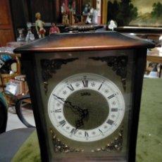 Orologi di carica manuale: RELOJ DE SOBREMESA SARS MAQUINA ALEMANA. Lote 240250050