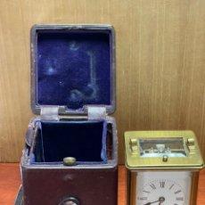 Orologi di carica manuale: RELOJ DESPERTADOR DE VIAJE. Lote 241951570
