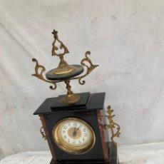 Orologi di carica manuale: PRECIOSO RELOJ ANTIGUO DE MARMOL!. Lote 242888055