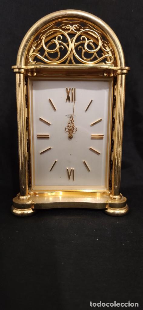 Relojes de carga manual: PRECIOSO ANGELUS DE CARRILLON, ES UNA PIEZA DE COLECCION FANTASTICA, FUNCIONANDO. - Foto 2 - 243256085