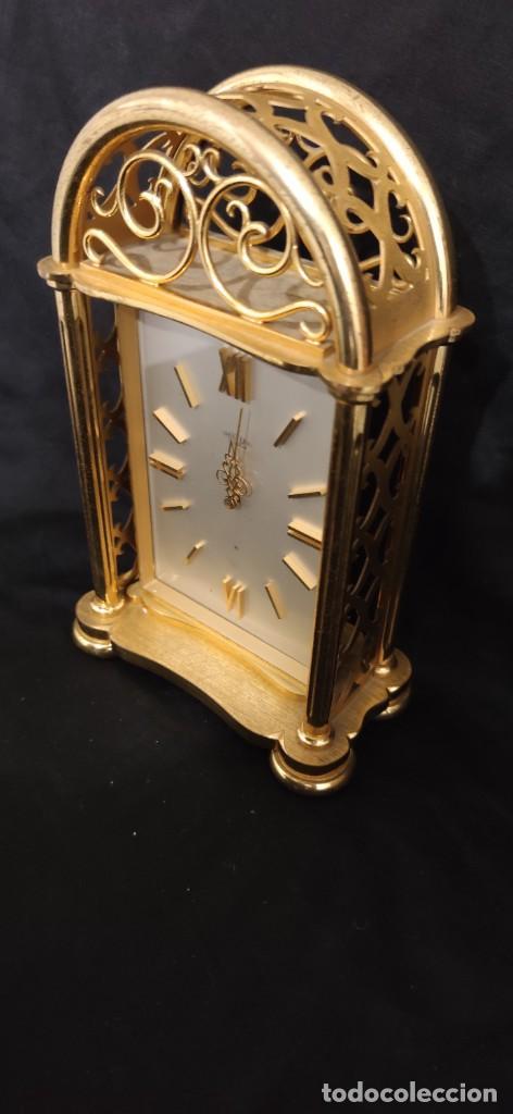 Relojes de carga manual: PRECIOSO ANGELUS DE CARRILLON, ES UNA PIEZA DE COLECCION FANTASTICA, FUNCIONANDO. - Foto 4 - 243256085