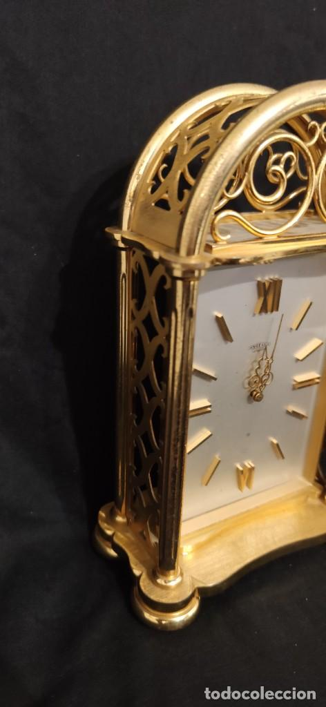 Relojes de carga manual: PRECIOSO ANGELUS DE CARRILLON, ES UNA PIEZA DE COLECCION FANTASTICA, FUNCIONANDO. - Foto 5 - 243256085