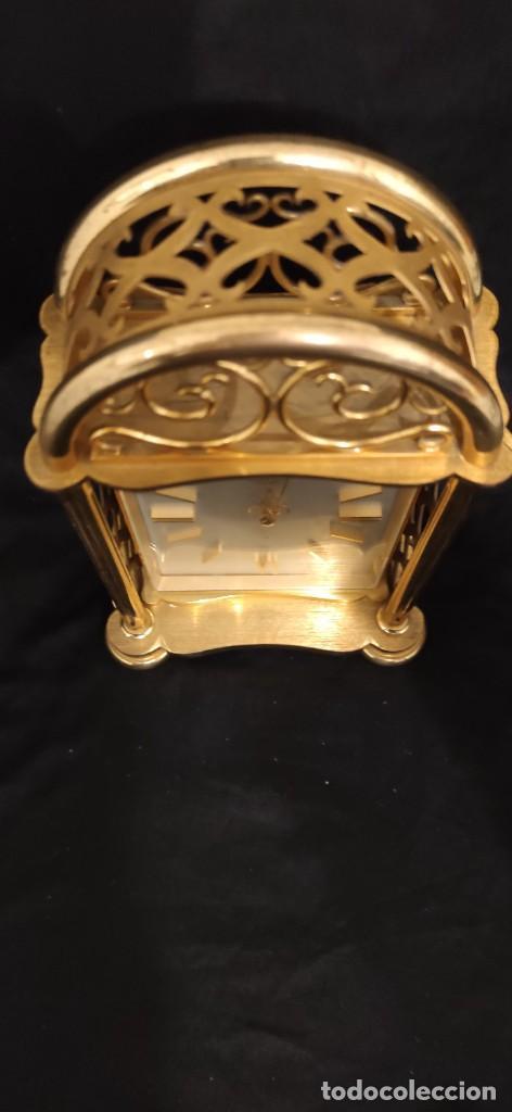 Relojes de carga manual: PRECIOSO ANGELUS DE CARRILLON, ES UNA PIEZA DE COLECCION FANTASTICA, FUNCIONANDO. - Foto 6 - 243256085