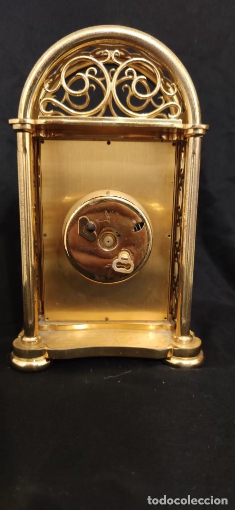 Relojes de carga manual: PRECIOSO ANGELUS DE CARRILLON, ES UNA PIEZA DE COLECCION FANTASTICA, FUNCIONANDO. - Foto 9 - 243256085