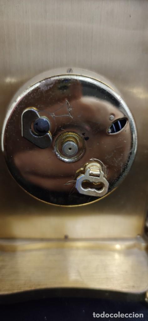 Relojes de carga manual: PRECIOSO ANGELUS DE CARRILLON, ES UNA PIEZA DE COLECCION FANTASTICA, FUNCIONANDO. - Foto 10 - 243256085