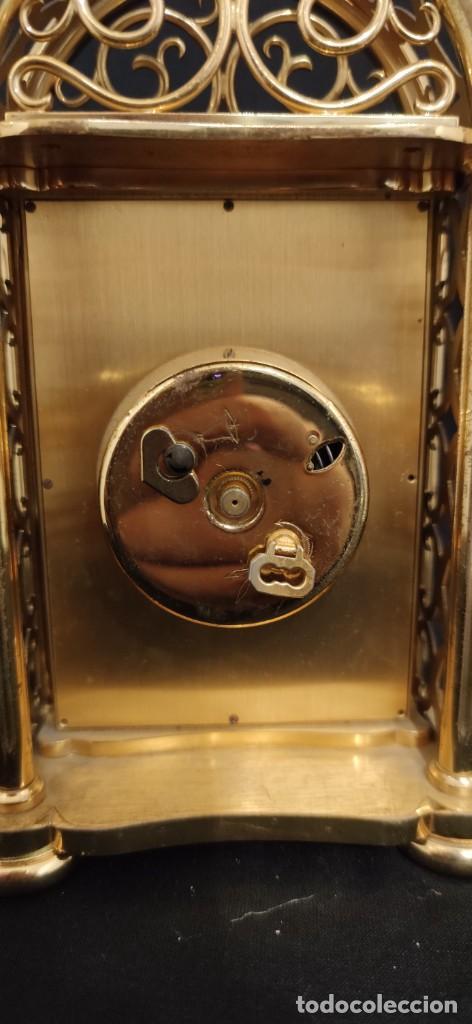 Relojes de carga manual: PRECIOSO ANGELUS DE CARRILLON, ES UNA PIEZA DE COLECCION FANTASTICA, FUNCIONANDO. - Foto 11 - 243256085