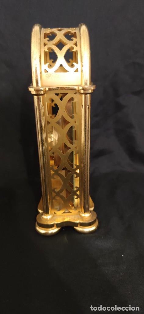 Relojes de carga manual: PRECIOSO ANGELUS DE CARRILLON, ES UNA PIEZA DE COLECCION FANTASTICA, FUNCIONANDO. - Foto 12 - 243256085