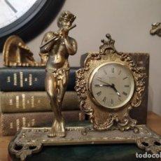 Relojes de carga manual: RELOJ DESPERTADOR MARCA EUROPA - MADE IN GERMANY. Lote 243320750