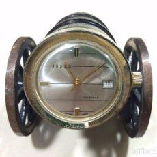 Relojes de carga manual: RELOJ JSBEN SWISS MADEEN EN FORMA DE CAÑÓN. Lote 243920630