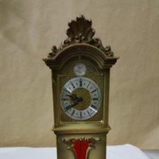 Relojes de carga manual: RELOJ MINIATURA SCHMID CUERDA 8 DIAS. Lote 244541720