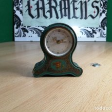 Horloges à remontage manuel: MUY BOTITO RELOJ DE SOBREMESA MUSCIAL ANTIGUO. Lote 244699395