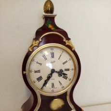 Relojes de carga manual: RELOJ DE SOBREMESA SCHMID 8 DAY WEST GERMANY. Lote 244855695