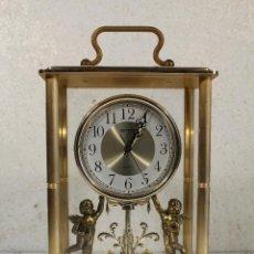 Relojes de carga manual: RELOJ SOBREMESA CON ANGELES MARCA RHYTHM. Lote 245157425