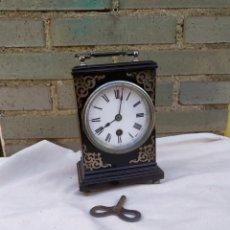 Relojes de carga manual: IMPRESIONANTE RELOJ DE VIAJE DE 1800 FUNCIONA. Lote 248735520