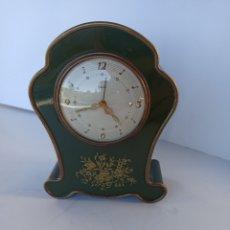 Relojes de carga manual: RELOJ DE SOBREMESA. Lote 250237755