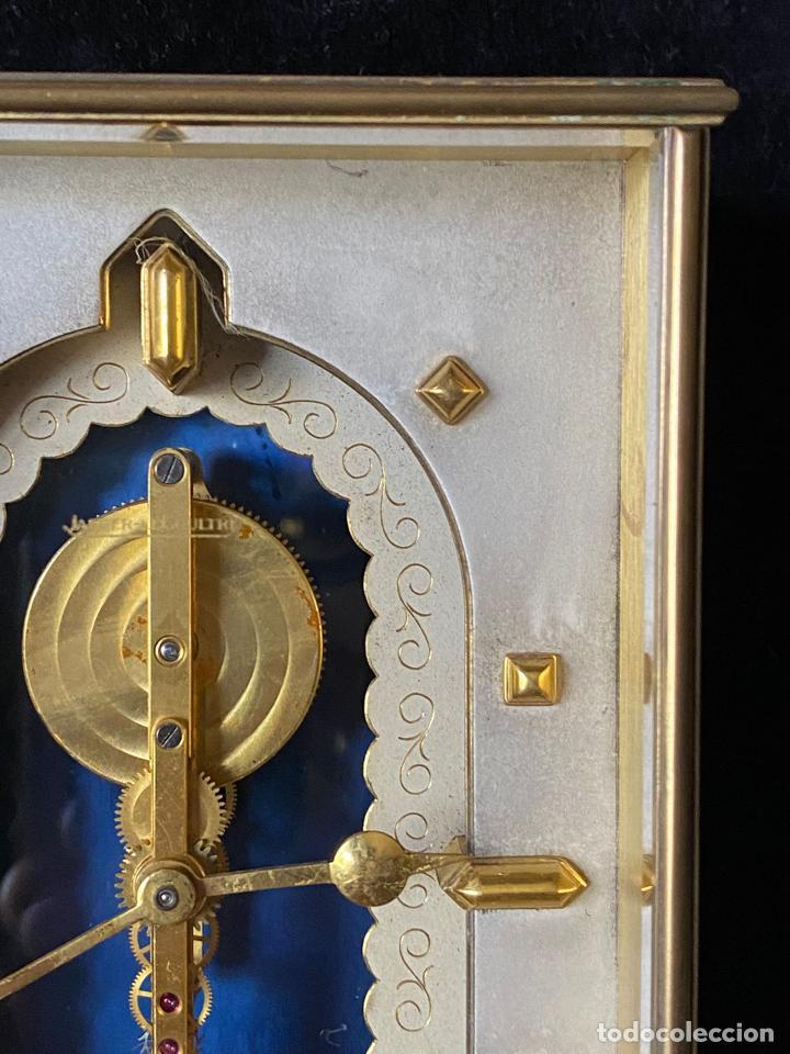 Relojes de carga manual: Reloj de carga manual (cuerda) de la prestigiosa marca suiza Jaeger-leCoultre, - Foto 7 - 252694190