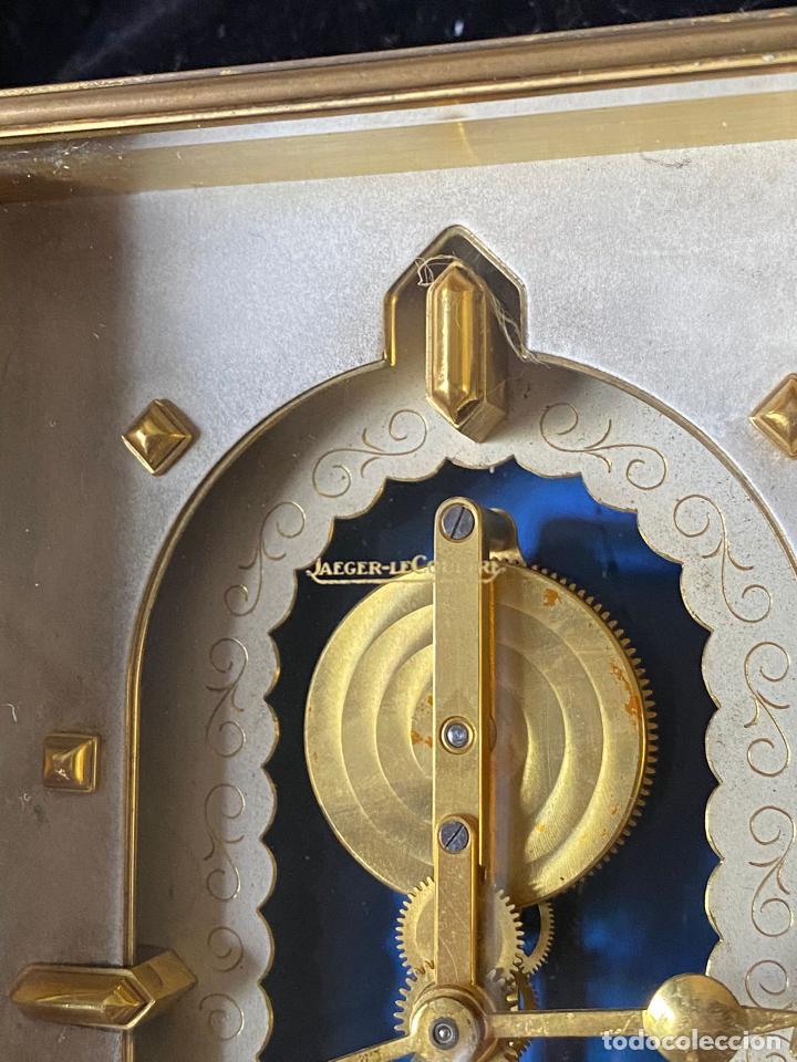 Relojes de carga manual: Reloj de carga manual (cuerda) de la prestigiosa marca suiza Jaeger-leCoultre, - Foto 8 - 252694190