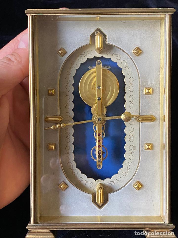 Relojes de carga manual: Reloj de carga manual (cuerda) de la prestigiosa marca suiza Jaeger-leCoultre, - Foto 18 - 252694190