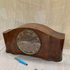 Relógios de carga manual: PRECIOSO RELOJ ANTIGUO DE CHIMENEA!JAUCH!. Lote 253581970
